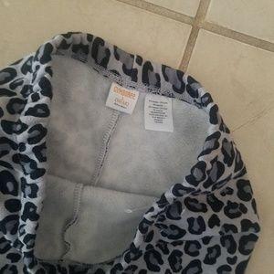 Gymboree Lepord slim fit pants 10